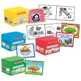 Little Leveled Readers, Set of all 4