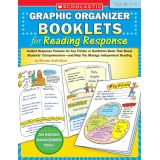 Graphic Organizer Booklets for Reading Response, Grades 2-3