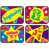 Applause Stickers, Encourage Excellence