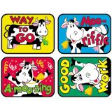 Applause Stickers, Cool Cows
