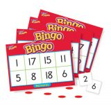 Bingo Game, Bingo de Numeros (Spanish Numbers)