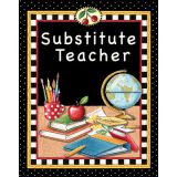 Mary Engelbreit Substitute Teacher Pocket Folder