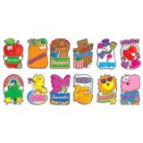 12 Welcome Signs Spanish Bulletin Board Set