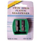 Twin Hand-held Pencil Sharpener