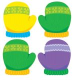 Multicolor Mittens Classic Accents Variety Pack
