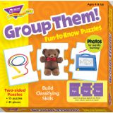 Group Them! Fun-to-Know Puzzle
