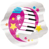 Foil Bright™ Stickers, Music Marvels