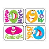 Smiley Faces, Applause STICKERS