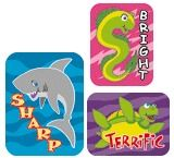 Applause Stickers, Sea Life