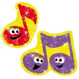 Merry Music Sparkle Stickers