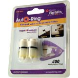 Auto-Ring® Refills, 2 refills (200 rings each)