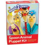 Ready2Learn™ Spoon Animal Craft Kit