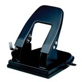 Charles Leonard Paper Punches, 2 hole, 25-sheet
