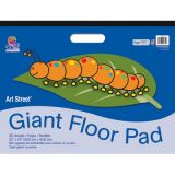 Art Street® Giant Floor Pad with Handle