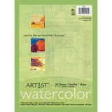 Art1st® Watercolor Paper Pad, 9 x 12, 50 sheets