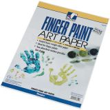 Finger Paint Paper, 11 x 16, 60 lb., 50 sheets