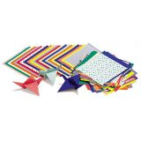 Economy Origami Paper, 6 x 6, 72 sheets