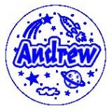 ANDREW JUMBO NAME STAMP