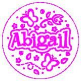 ABIGAIL JUMBO NAME STAMP