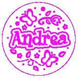 ANDREA JUMBO NAME STAMP
