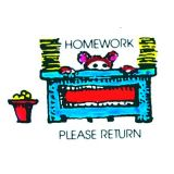 HOMEWORK, PLEASE RETURN