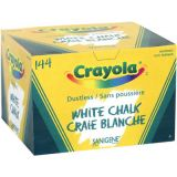 Crayola® Dustless Chalk Assorted Colours 12/box