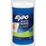 Expo® Whiteboard Care™ Cleaning Wipes 50 Sheets