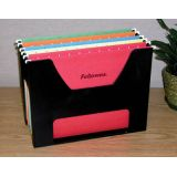 Fellowes® Desktopper™ File Organizer Legal Black
