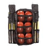 Combination Bat & Helmet Fence Bag
