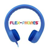 Kids Flex Phone Headphone Blue