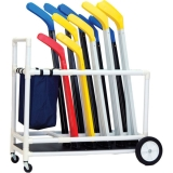 Deluxe ABS Floor Hockey Cart
