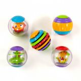 Shape & Spin Activity Balls