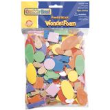 Creativity Street® Wonderfoam® Peel & Stick Pieces
