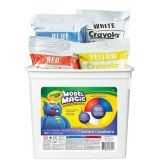 Crayola® Model Magic™ 4 Asst. Colours 2lb Bucket