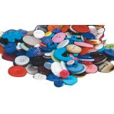 Hygloss Craft Buttons
