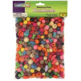 Creativity Street® Wood Beads Classpack