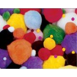 Creativity Street - Bright Hues Pom Pons