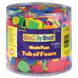 Creativity Street® Wonderfoam® Tub of Foam