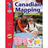 Canadian Mapping Skills Series
