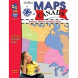 Outline Maps of Canada