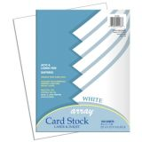 Array Card Stock - Classic White - 100 sheet