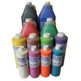 Children's Choice Liquid Tempera - 1L, Bottle, Cap with Seal