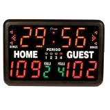Multi-Sport Tabletop Indoor Electronic Scoreboard/Remote