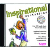 Inspirational Quotations CD-ROM