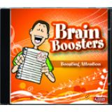 Brain Boosters: Boosting Attention CD