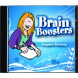 Brain Boosters: Inspired Thinking CD