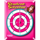 Student Selector Transparency Spinner