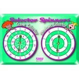 Selector Transparency Spinners