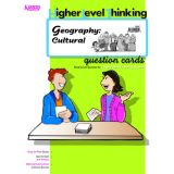 Geography: Cultural Question Cards