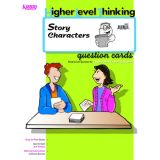 Story Characters Question Cards